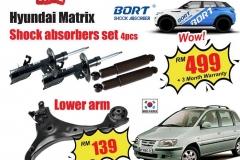 Hyundai Matrix Promotion