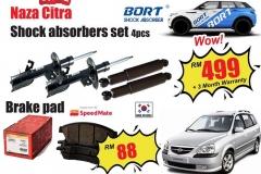 Naza Citra Promotion